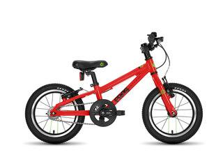 Frog Bikes 40 Barnesykkel Rød