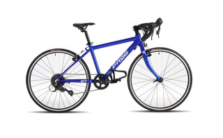 """Frog Bikes Road 67 Barncykel 8-12 år, 24"""" hjul, 9 växlar, 8,8 kg"""
