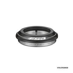 """FSA Premium 1-1/8"""" Integrert Styrelager Sort, 1-1/8"""", For 45mm Styrelager"""