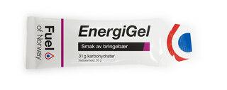 Fuel Of Norway Energigel ESKE Bringebær, 20 x 55g