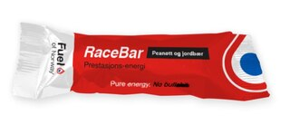 Fuel Of Norway RaceBar Peanøtt og jordbær