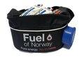 Fuel Of Norway Drikkebelte Sort, 900 ml