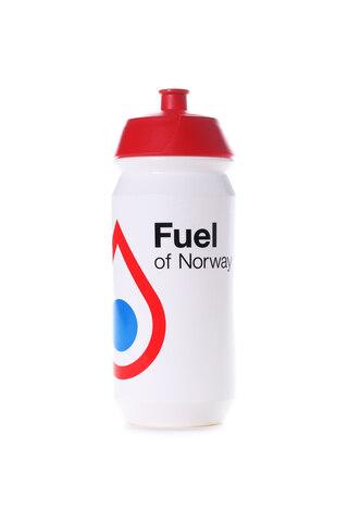 Fuel Of Norway 500 ml Flaske Rød