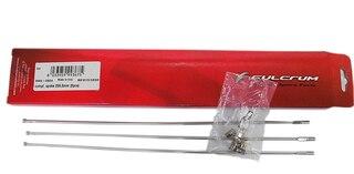 Fulcrum RMX-DS04 Ekrar Silver, 8 stk, 299,6 mm