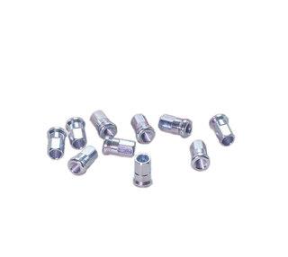 Fulcrum Racing Zero/1 Nipplar Silver, 10 stk