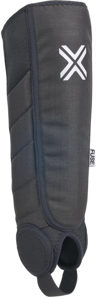 Fuse Alpha Shin-Whip-Ankle Skydd Svart