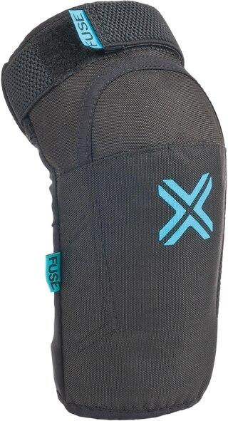Fuse Protection Echo armbågeskydd Svart/Blå