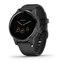 Garmin Vívoactive 4s GPS Aktivitetsmåler Black with Slate Hardware
