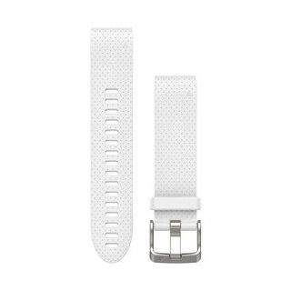 Garmin QuickFit 20 Silikon Klockarmband Hvit