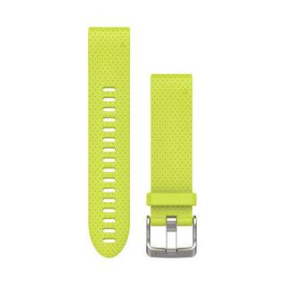 Garmin QuickFit 20 Silikon Klockarmband Gul