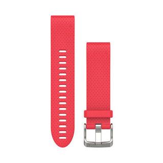Garmin QuickFit 20 Silikon Klockarmband Rosa
