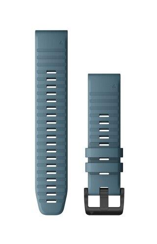 Garmin QuickFit 22 Silikon Klokkerem Havblå