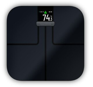 Garmin Index S2 Smartvekt Sort
