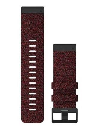 Garmin QuickFit 26 Klockarmband Röd