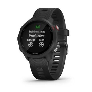 Garmin Forerunner 245 Music Klokke Sort