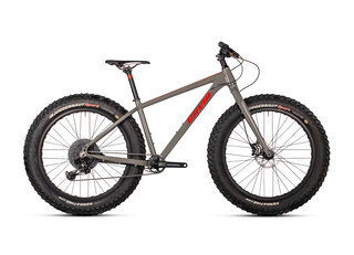Gavia Fatty'o Fatbike cykel SRAM NX Eagle 1x12s, 11-50T, Race Face