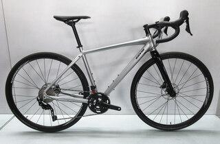 Gavia Terra AL GRX400 Grusracer Aluminium, Shimano GRX600 2x10-Delt
