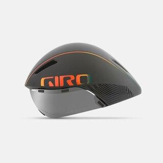 Giro Aerohead MIPS Tempohjelm M, Matt Sort Fire