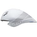 Giro Advantage Tempohjelm Hvit/Sølv, En stor fordel!