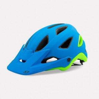 Giro Montaro MIPS Hjelm Blå/Lime, Str. M