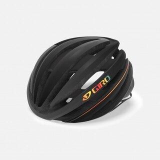 Giro Cinder MIPS Hjelm Matte Grey/Firechrome, Str. S
