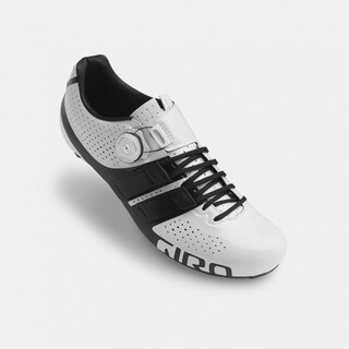 Giro Factor Techlace skor Vit/Svart, Str. 45