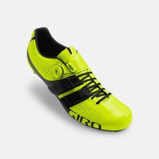 Giro Factor Techlace skor Gul/Svart, Str. 44