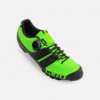 Giro Code Techlace skor Lime/Svart, Str. 43