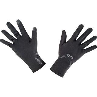 Gore GTX Infinium Stretch Handskar Svart, Vindtett, Pustende
