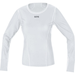 Gore M Dame LS Undertrøye Lang arm, Windstopper