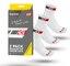 GripGrab Classic Regular 3-Pack Sokker Hvit, Gode pusteegenskaper