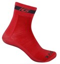 GripGrab Classic Regular Cut Sokker Red, Str. M