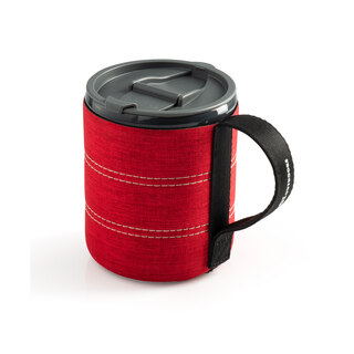 GSI Infinity Backpacker Termoskopp Rød