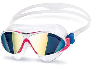 HEAD Horizon Svømmebrille Rosa/Hvit, Genialt i tøft farvann!