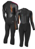 HEAD Swim Run Aero Dame Våtdrakt Sort, Str. XS-MLO