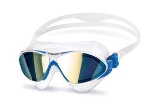 HEAD Horizon Mirrored Svømmebrille Blå/Hvit, Genialt i tøft farvann!