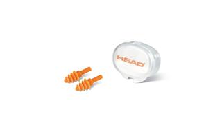 HEAD Silikon Øreplugger Myk og fleksibel silikon