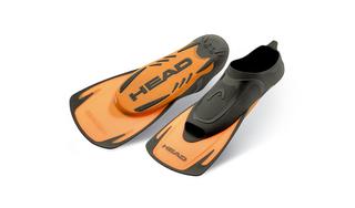 HEAD Swim Fin Energy Simfötter Orange, Hög komfort!
