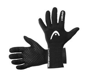 Head Neo Grip Neopren-handskar Svart, S-XL