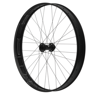 HED Big Aluminium Deal Fatbike Framhjul Clincher/TL, 15mm TA, 970g