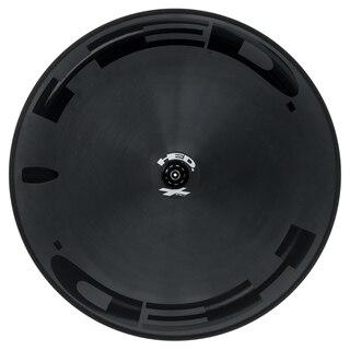 HED Jet RCD Black Platehjul Sort, Clincher/TL, Shim 11-Delt, 1300g