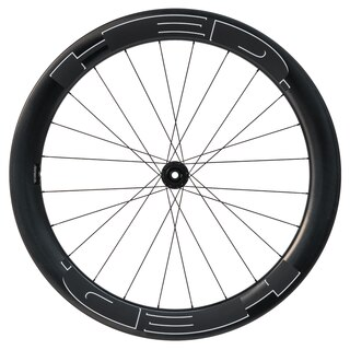 HED Vanquish RC6 Performance Framhjul Disc, 12mm TA, Shim 11-Delt, 790g