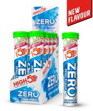 High5 Zero Eple/Bringebær Tabletter 80gr - 20 tabletter