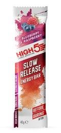 HIGH5 SRC Energibar Blåbær/Bringebær 40 gram
