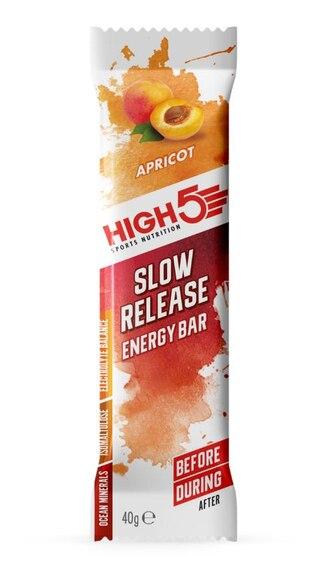 HIGH5 SRC Energibar Aprikos 40 gram