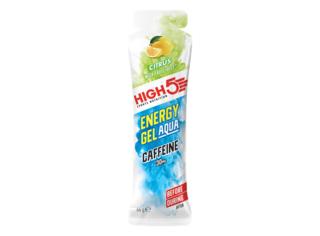 High5 Energigel Aqua Koffein Sitrus 60 gram