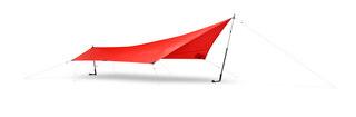 Hilleberg Tarp 5 Röd, 315 x 215 cm