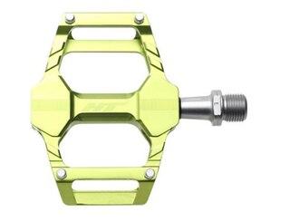 HT AR06 Platformpedal JUNIOR Grønn