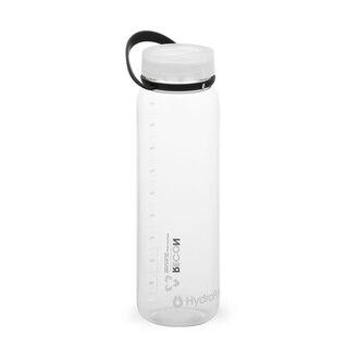 HydraPak Recon 1L Flaske Black & White