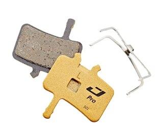 Jagwire Pro Semi-Metallic Bremseklosser Avid Juicy/BB7